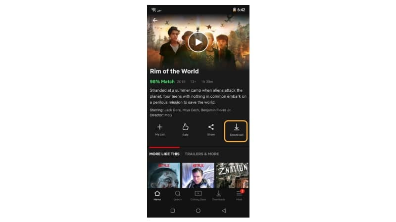 How to download Netflix videos