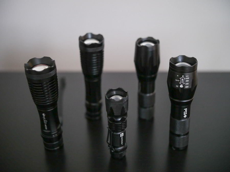 Best Tactical Flashlight That You Can Add To Your Buy List